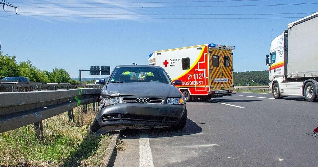 Unfall Auf Der A66 Heute