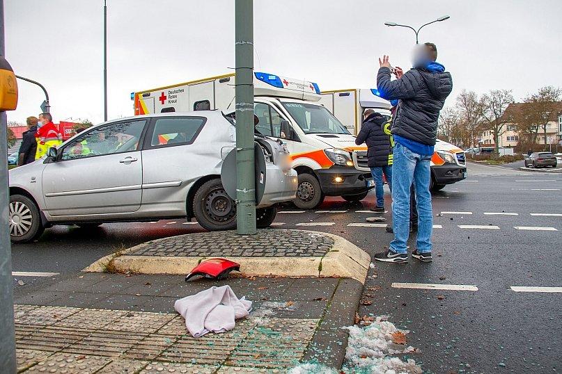 Fulda Unfall